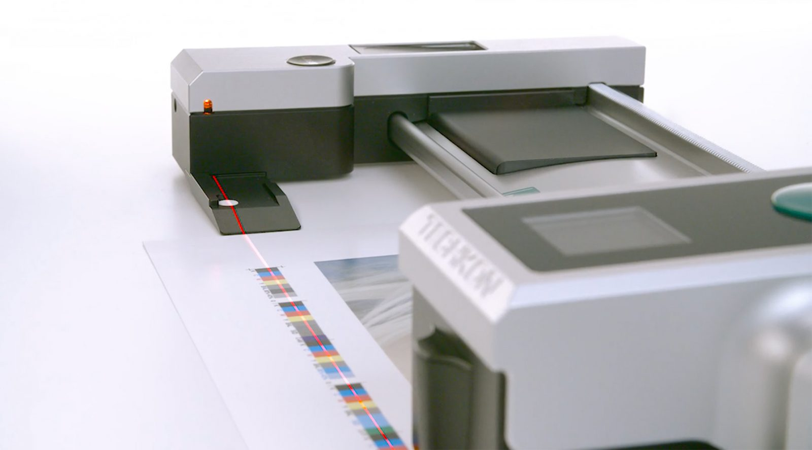 SpectroDrive laser